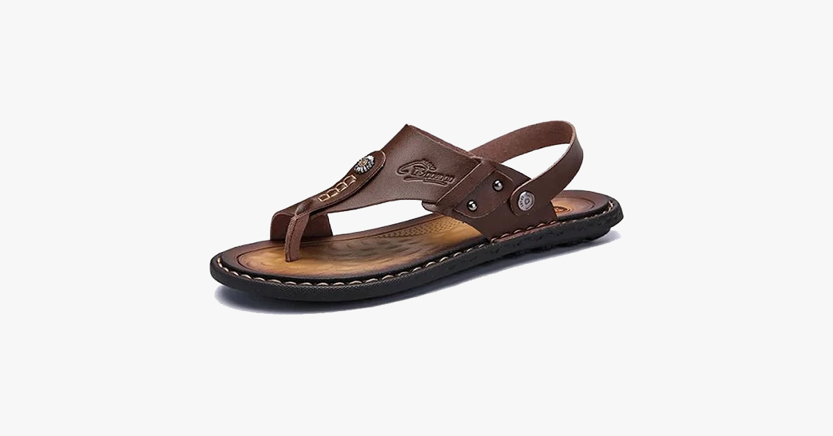 Men Leisure Flip-flops Sandals