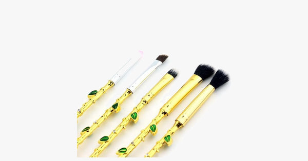 Beauty and The Beast Inspired Brush Set - FREE SHIP DEALS