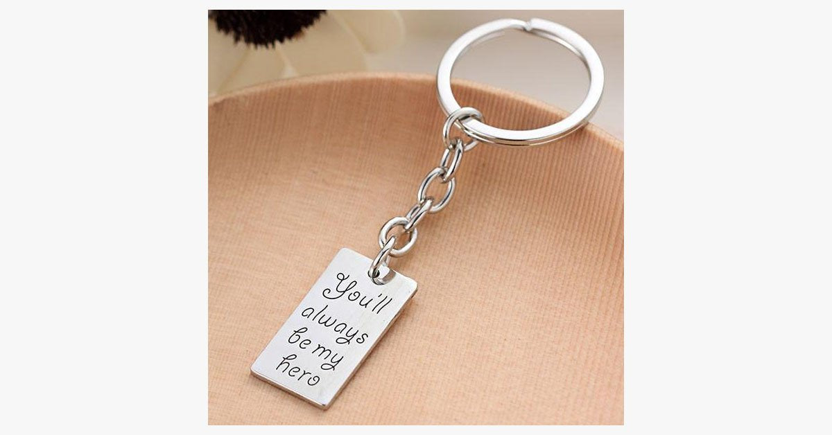 Family Love Keychain set - FREE SHIP DEALS