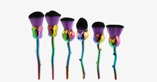 Professional Rosette Brush Set - FREE SHIP DEALS