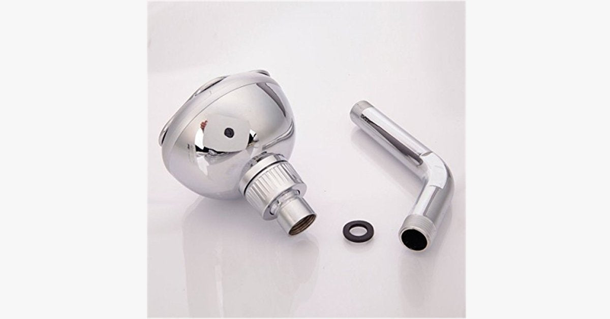 Dual Shower Head Deluxe Combo - Add luxury to your showers!