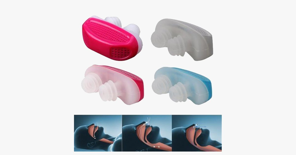 Anti Snore Device: Sleep Aid - FREE SHIP DEALS