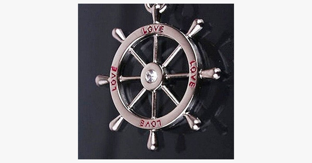 Couple's Nautical Keychains - FREE SHIP DEALS