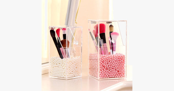 Brush Organizer Box