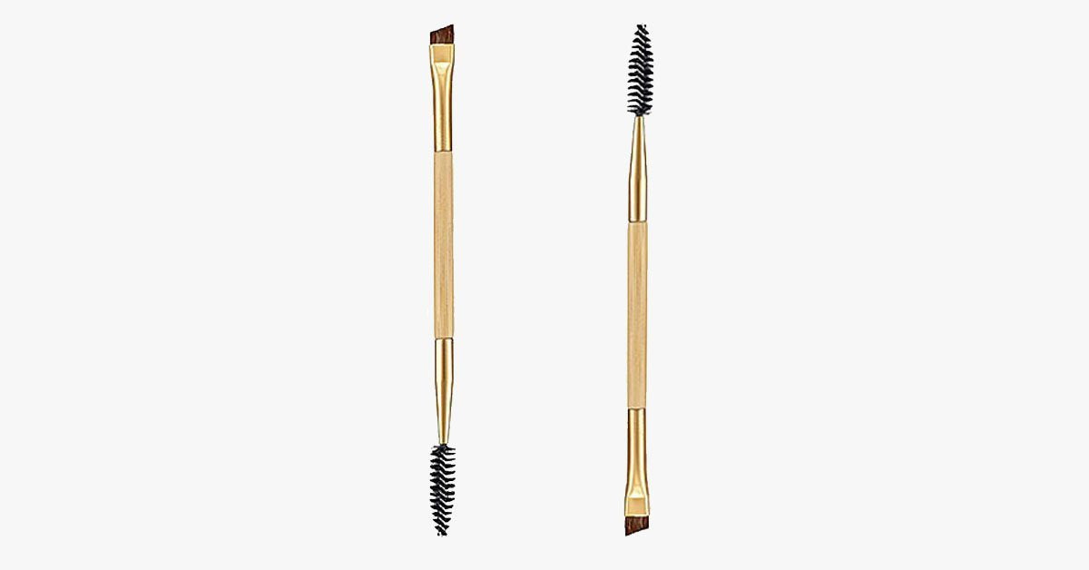 Double-Sided Brow Brush - FREE SHIP DEALS