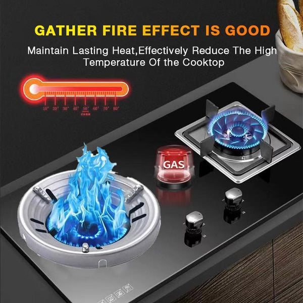 Gather Fire Energy-Saving Hood