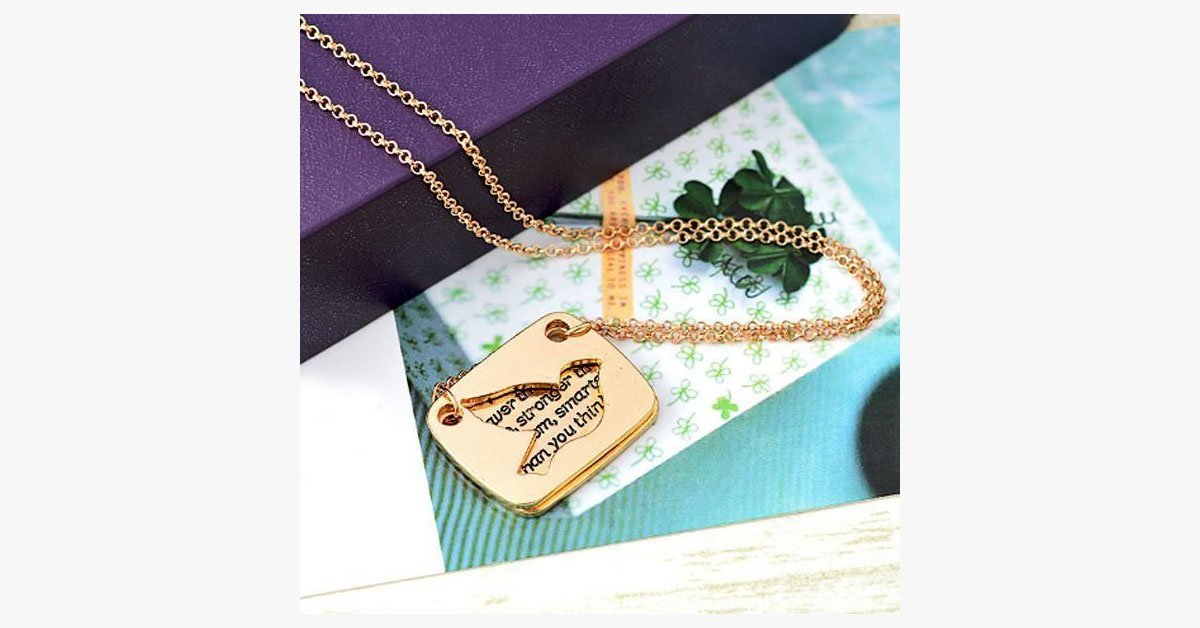 Dove Messenger Pendant - FREE SHIP DEALS