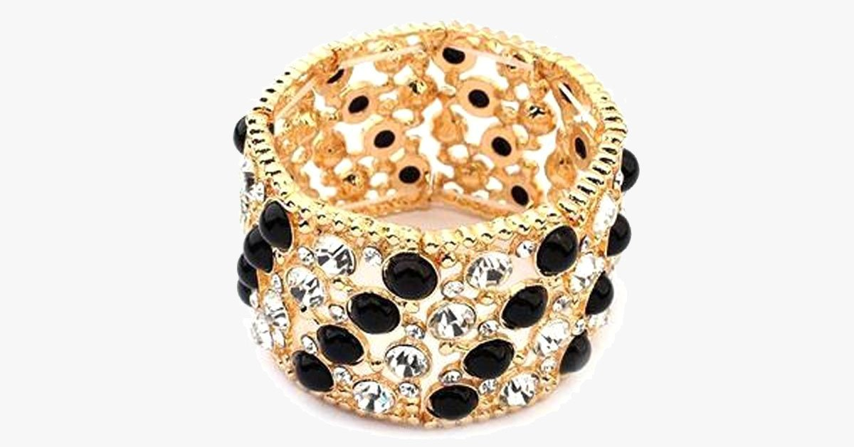 Gold Plated Prestige Bracelet - FREE SHIP DEALS
