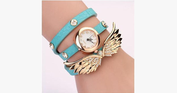 Angel Wing Wrap Watch - FREE SHIP DEALS