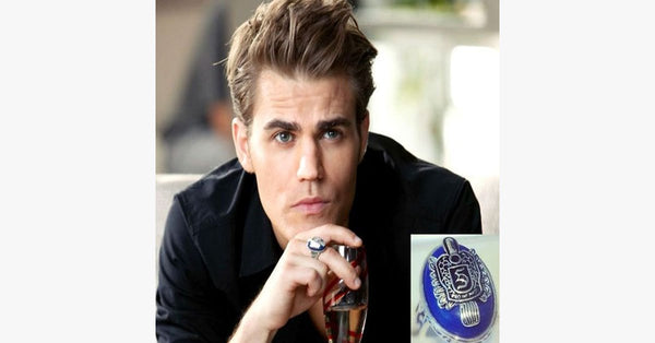 Vampire Diaries Vintage Retro Ring - FREE SHIP DEALS