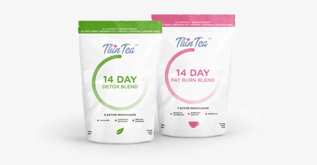 Thin Tea Detox and Fat Burner 14 Days Pack
