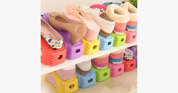 5-Pack Easy Shoes Organizers - FREE SHIP DEALS