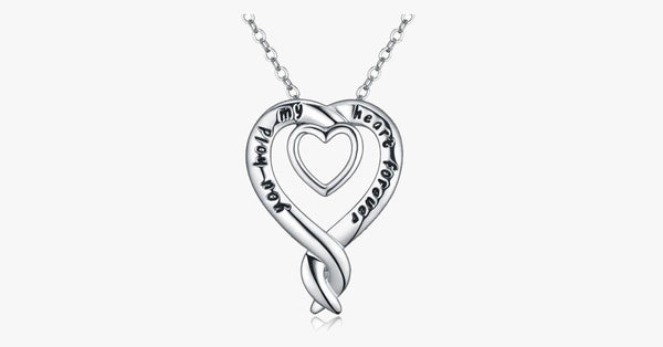 You hold my heart forever - FREE SHIP DEALS
