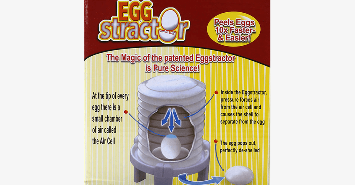 Magic Eggstractor – Make Eggs Easily!