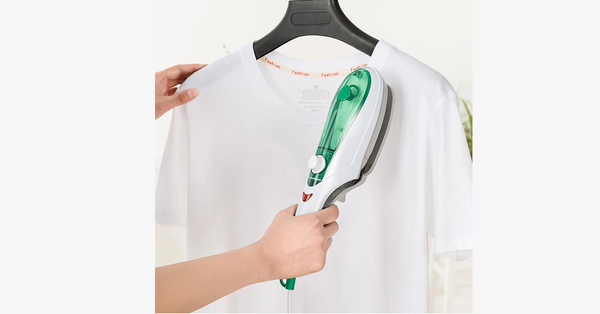 Handheld Steam Iron For Garments