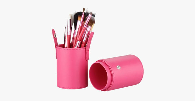12 Piece Make Up Set in 5 Colors - FREE SHIP DEALS