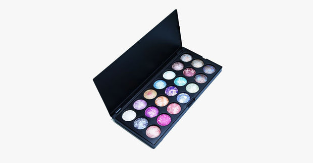 21 Colorful Eye Shadow - FREE SHIP DEALS