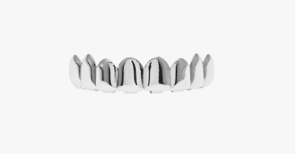 Gold Plated Teeth Grills Set