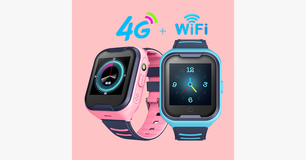 GPS Smart Watch for Kids