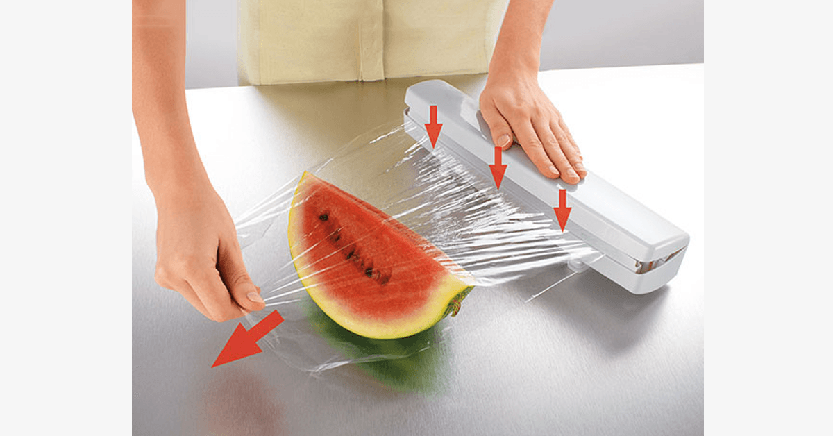 Food Wrapper Dispenser - FREE SHIP DEALS