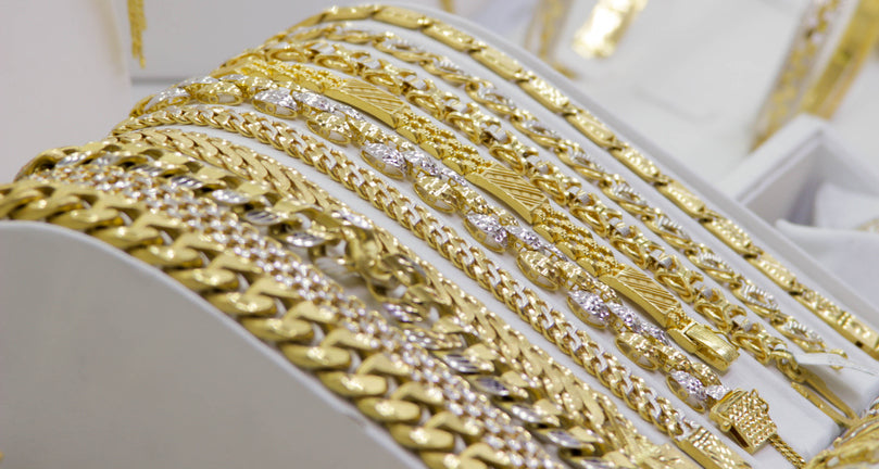 Cuban link gold chains - How well do they suit men?