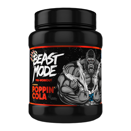BEASTMODE 'POPPIN COLA' PRE WORKOUT