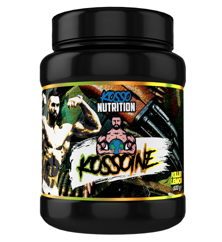 KOSSOINE KILLER LEMON (Pre-Workout 500gr)