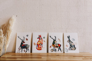 Woodland Animals Collection