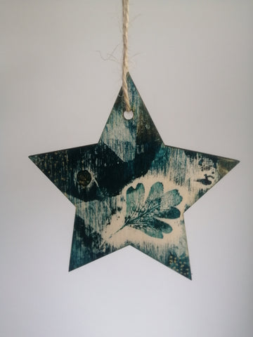 Winter Star Decorations