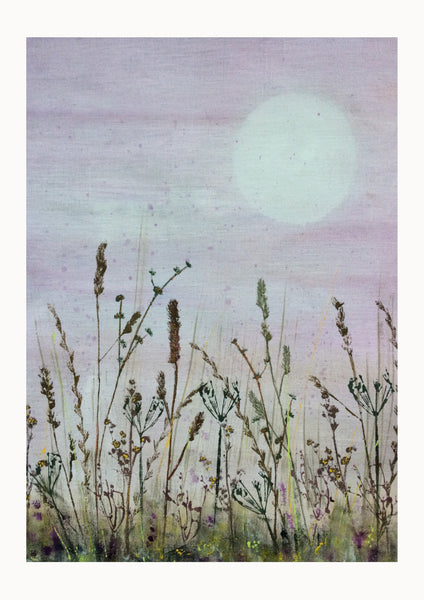 Imbolc: Into Spring Giclee Art Print