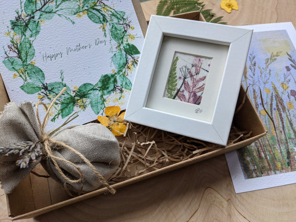 Mother's Day Art Gift Box