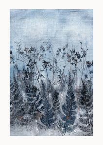 Samhain: Winter Blue Giclee Art Print