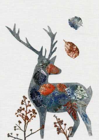 Stag Giclee Art Print
