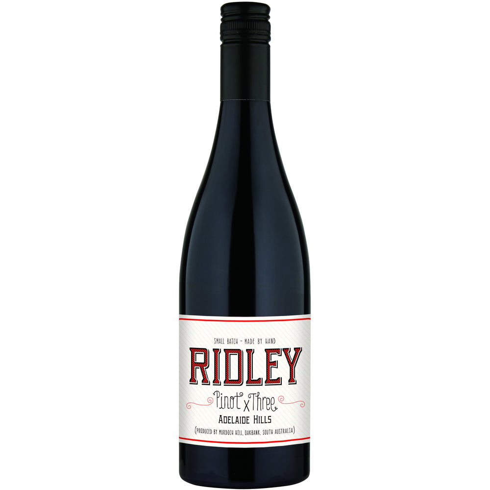 Murdoch Hill | Artisan Series | Ridley Pinot x Three