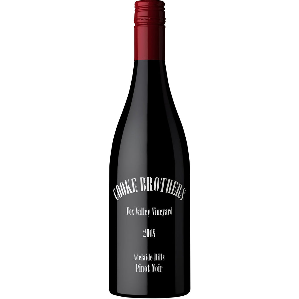 Cooke Brothers Pinot Noir | Fox Valley