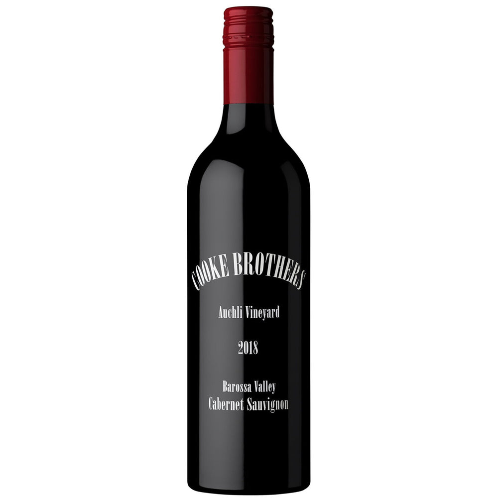 Cooke Brothers Carbernet Sauvignon | Auchli Vineyard