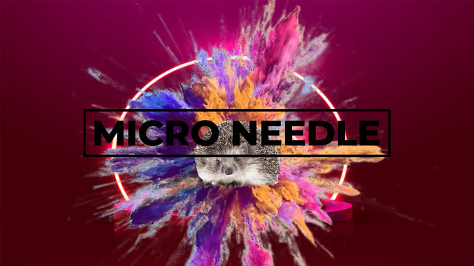 All about MICRO NEEDLE from needling to patches