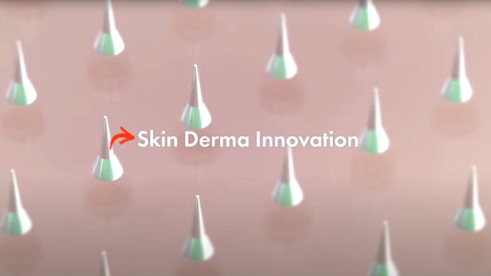 How our Glam Up Microneedle Patch works!