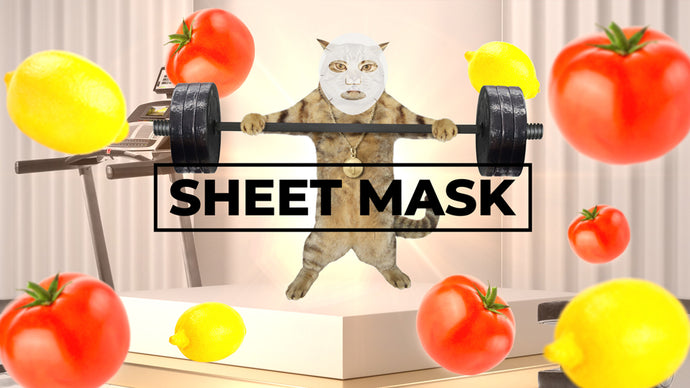 The best affordable SHEET MASKS