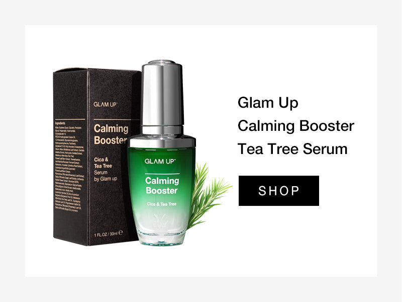 Glam Up Calming Booster Tea Tree Serum