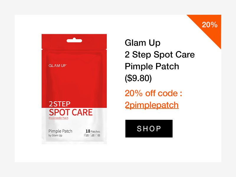 buy box to microneedle pimple patch