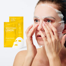 Load image into Gallery viewer, Glam up - Sheet Mask by Glam up Brightening Lemon 1ea