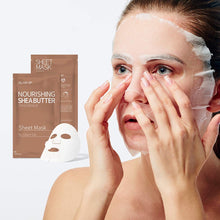 Load image into Gallery viewer, Glam up - Sheet Mask by Glam up	Nourishing Shea Butter 1ea