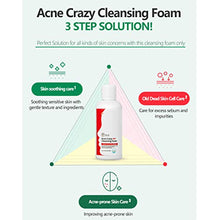 Load image into Gallery viewer, Crazy Skin - Acne Crazy Cleansing Foam