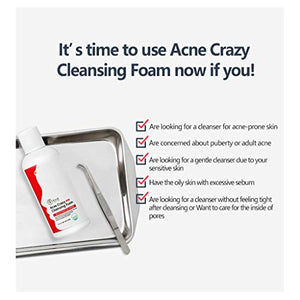 Crazy Skin - Acne Crazy Cleansing Foam