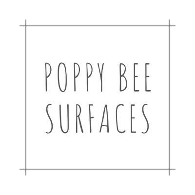 Poppy Bee Surfaces