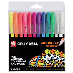 Sakura Gelly Roll Moonlight - pack of 12