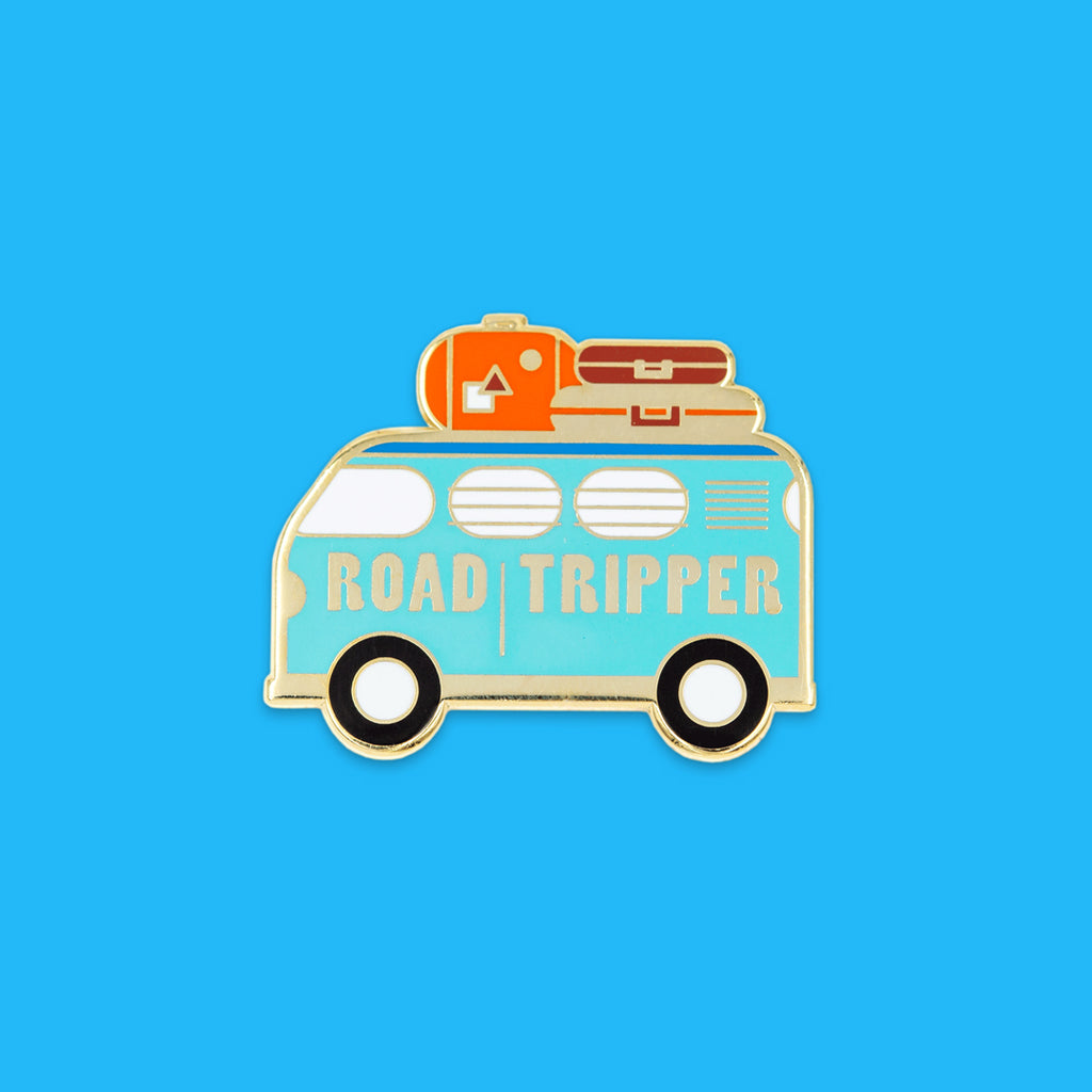 Road Tripper Enamel Pin