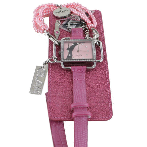 Axcent of Scandinavia Damen Uhr GLAM X25102-545 rosa