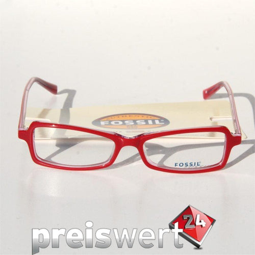 Fossil Brille Dublin rot OF2014600